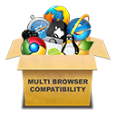 Multi browser compatibility