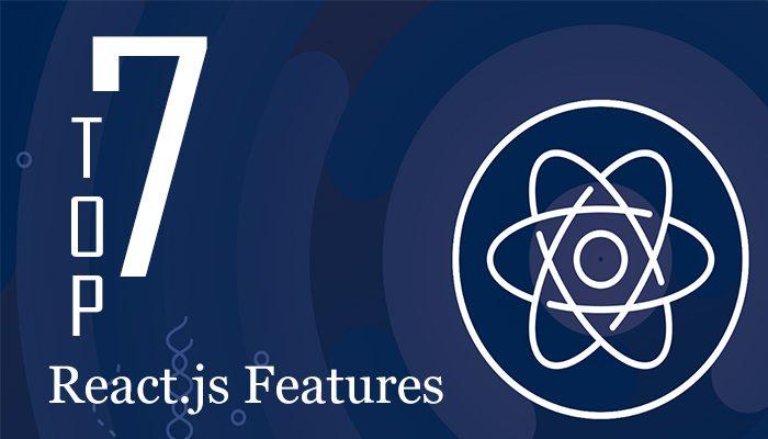 React.js, React Native, React Development, Features Main Image