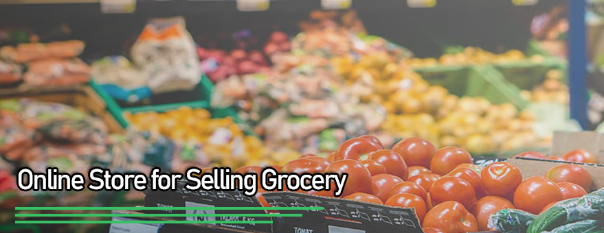 Online Store for Selling Grocery with Shopify Main Image