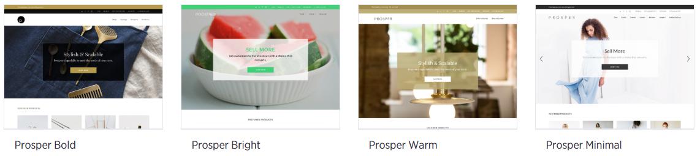 Prosper Bright BigCommerce Theme- Sell Grocery Online