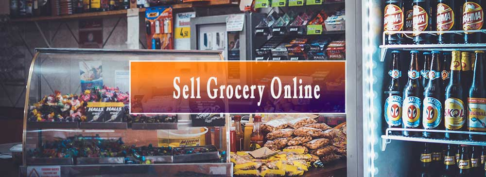 Sell Grocery Online Main Image