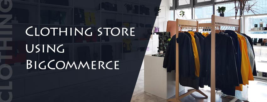 Sell Clothing & Apparel Online with BigCommerce Main Image