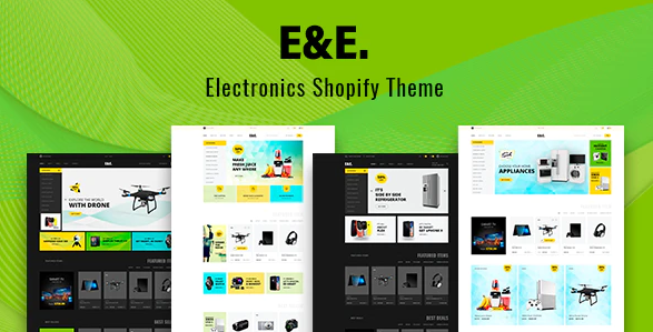 E&E Theme- Opening an Online Store for Electronics