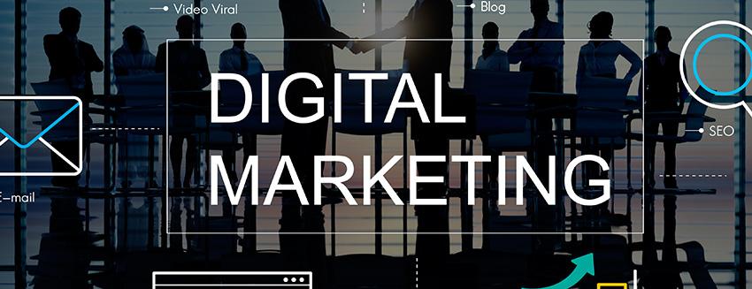 How COVID-19 impacted the Digital Marketing Main Image